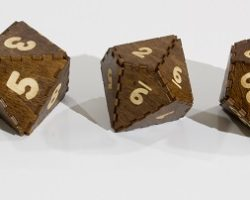 Dice Set for RPGs